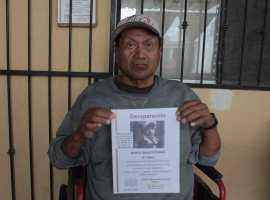 CRÓNICA | Dos años después, don Rubén sigue en busca de su hijo desaparecido