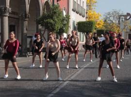 Inician actividades por el Día Mundial de la Danza