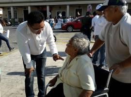 ENTREVISTA   Edwin Romero Cortés va en busca de la reelección en Tuxpan