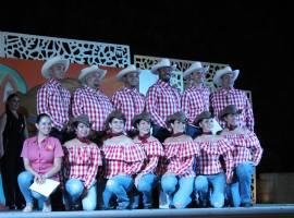 Termina Festival de la Danza