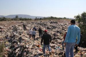 Regresan manifestaciones por basurero en Atacco, Tapalpa