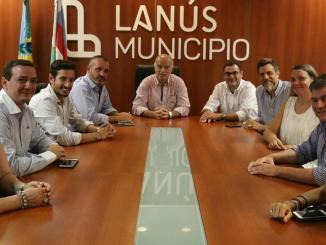 Grindetti concejales Avellaneda