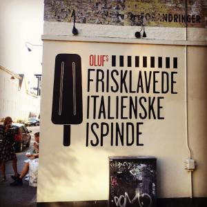 Olufs ice cream in sterbro Worth a visit with yourhellip