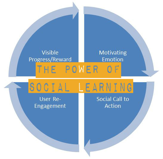 The power of social learning