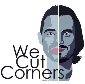 we cut corners artista invitado