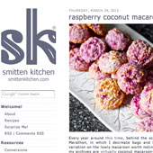 Best Blogs List Smitten Kitchen