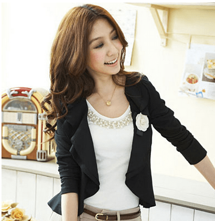 Very Cute Black Blazer