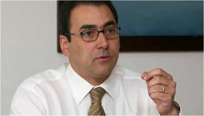 Sergio Díazgranados Ministro de Comercio, Industria y Turismo