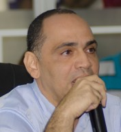 Carlos Pinedo concejal de Santa Marta