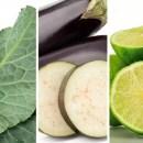 Couve, limão e berinjela: benefícios que sobram!