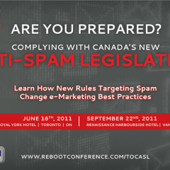 Are You Prepared? Complying with Canada's New Anti-Spam Legislation