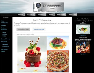 Food Photography Section
