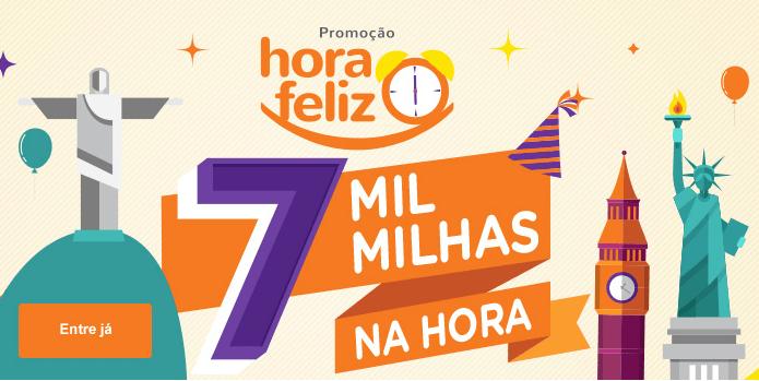 """Promoção """"Hora Feliz"""" de aniversário do Clube Smiles oferece 6 mil milhas bônus na adesão"""