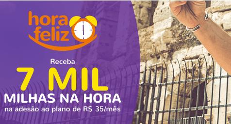 """Promoção """"Hora Feliz"""" de aniversário do Clube Smiles oferece 7 mil milhas na adesão"""