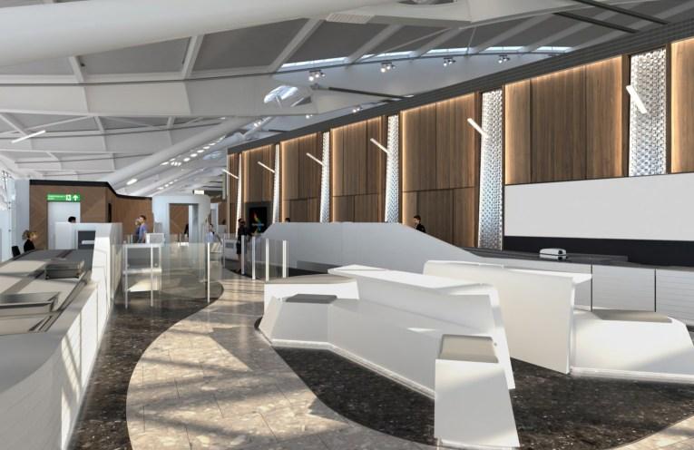 British Airways terá ala de embarque exclusiva em Heathrow para passageiros First
