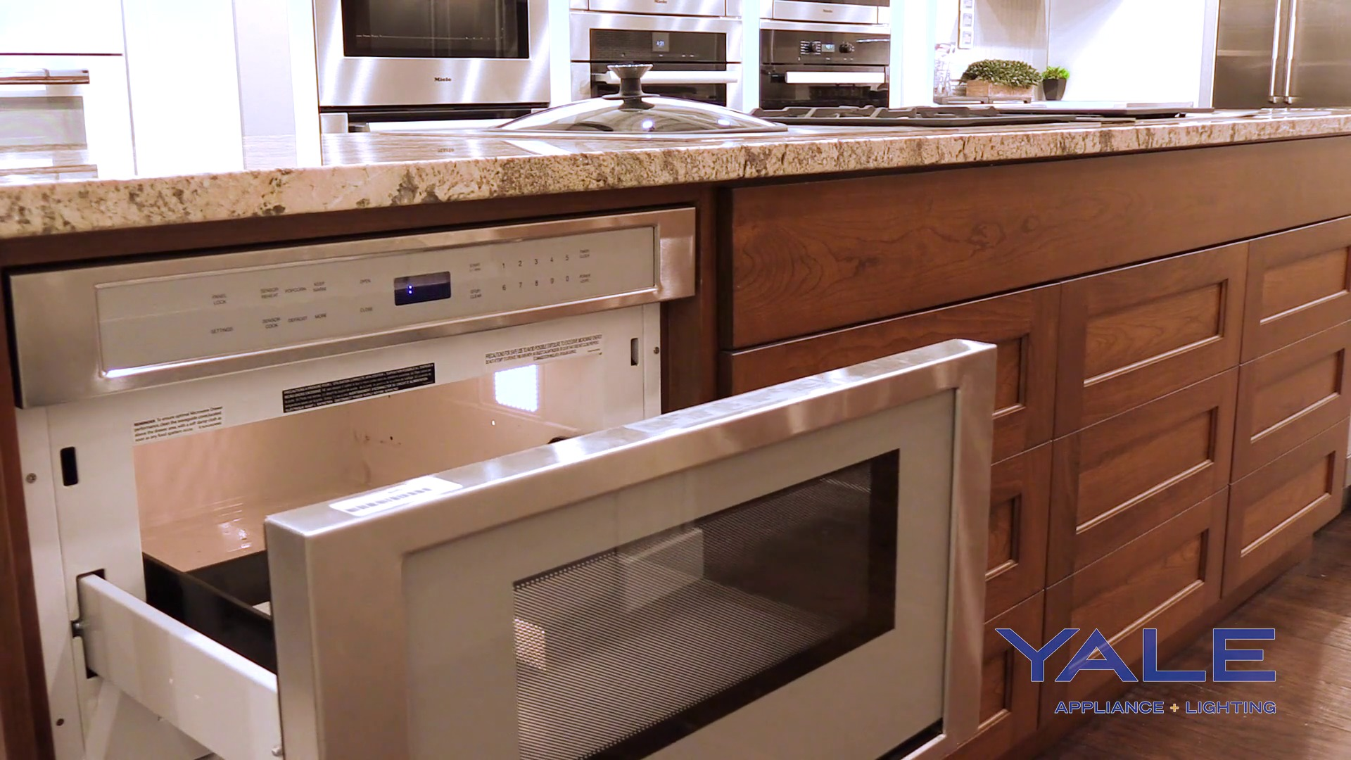 Microwave Drawer In Island Yale Appliance Blog90