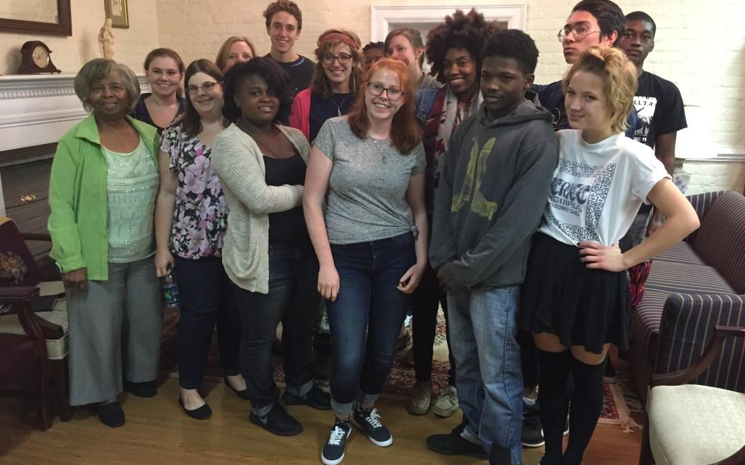 Students Strengthening Communities – Post #4 Neighborhood Spotlight Series