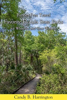 Cover of Barrier Free Travel: Florida Parks for Wheelers and Slow Walkers