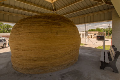 The Cawker City twine ball