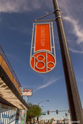 Arts District Banner