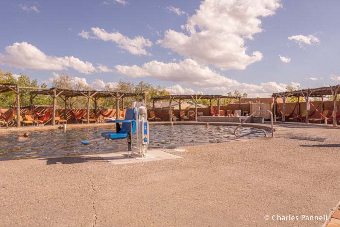 Enjoy a Little Luxury at Ojo Caliente