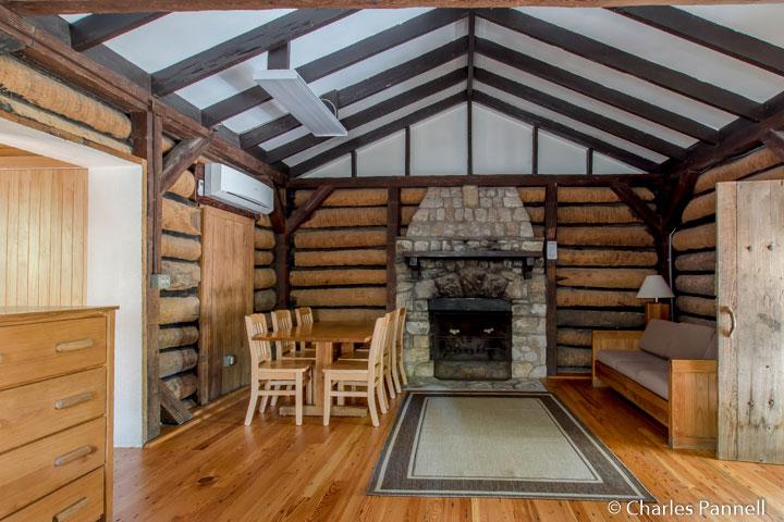 Historic Florida Cabin Boasts Modern Access Upgrades