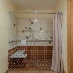 Shower in room 102