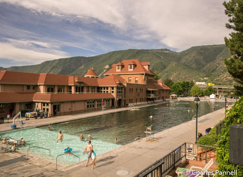 Historic Glenwood Springs bathhouse