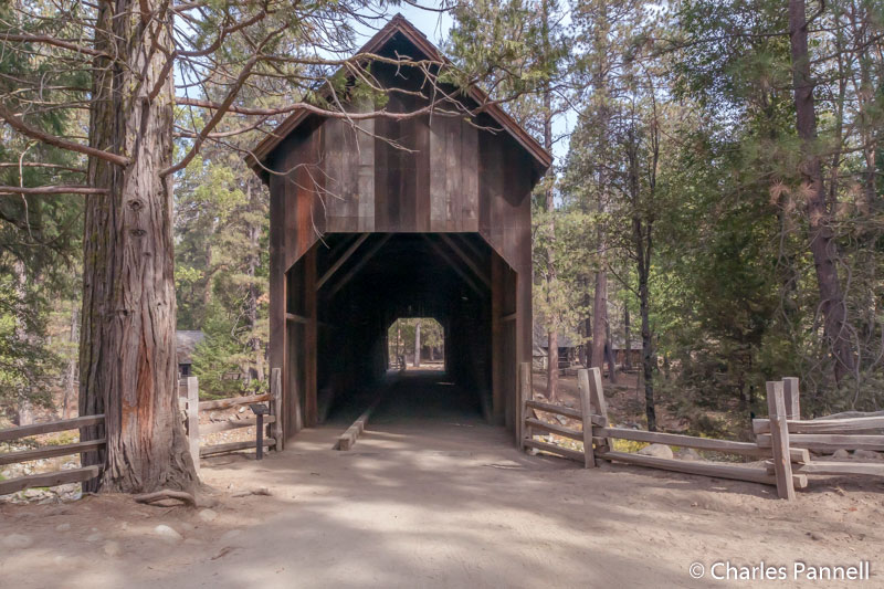 Galen Clark Covered Bridge