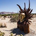 Sculpture by Ricardo Breceda in Borrego Springs, California