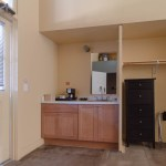 Kitchen area in room 1112