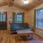 Inside in Cabin K15 (view 1)