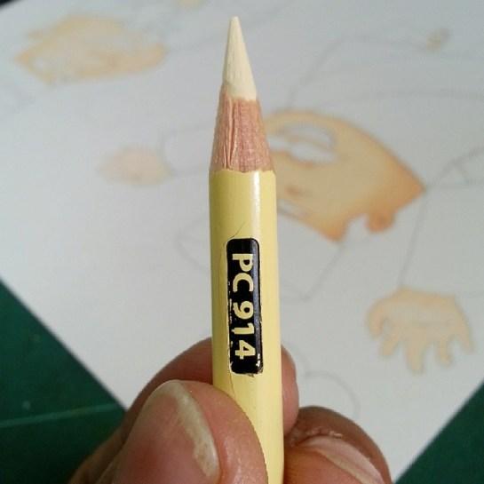 Prismacolor PC914 Cream, kedua terkontot di dunia!