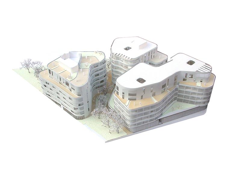 maquettes d u2019architecture  u2013  u00e9milie queney