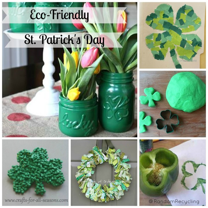 St Paddys Day Crafts
