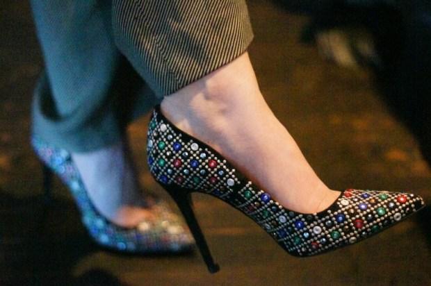 Sequin Stilettos