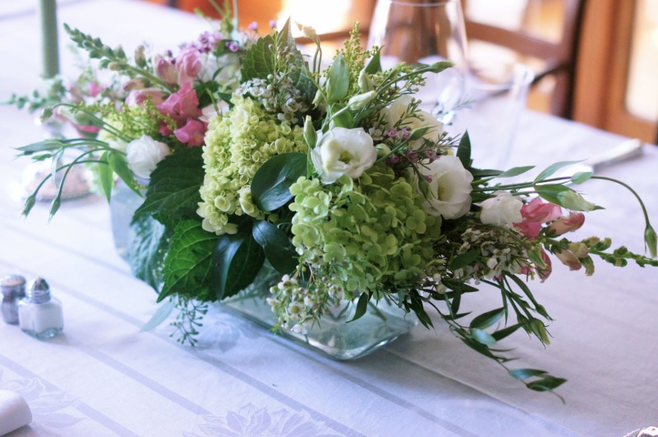 Long Centrepiece Arrangement