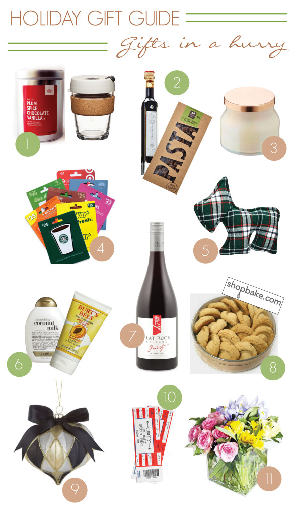 Thoughtful Last Minute Gift Ideas
