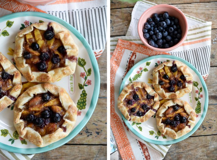 Delicious Peach Galette Recipe with Homemade Pie Crust