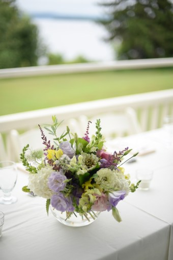 Photos from a beautiful wedding at the Grand Isle Lake House in Vermont