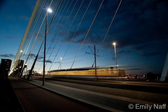 Swan Bridge, Rotterdam