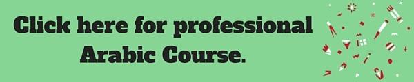 professional Arabic Course
