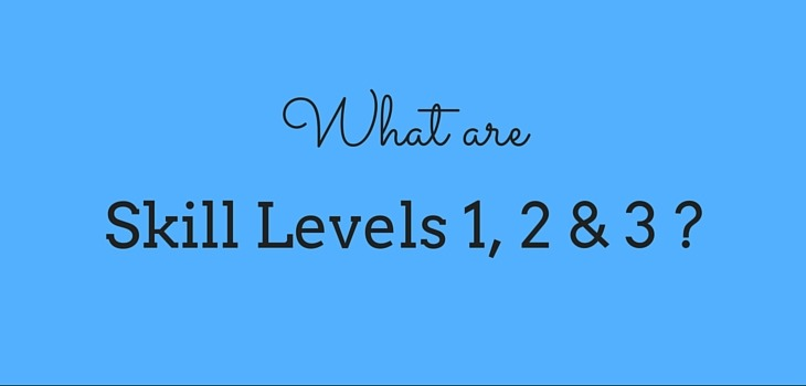 What is Skill Level 1, 2, 3 in MOL UAE Labour Law?