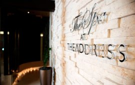 The Review | Muscle Release Massage At The Spa, The Address Marina