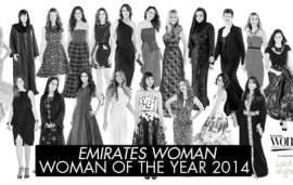 Emirates Woman Woman Of The Year Awards 2014 | Behind The Scenes