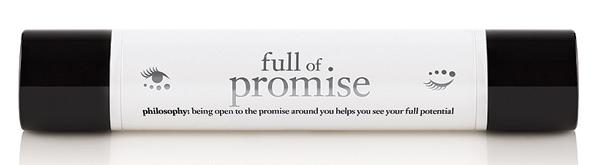 Full of Promise for Eyes Dhs150 Philosophy