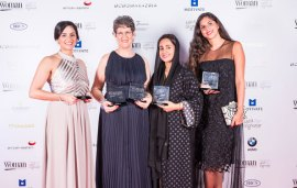 Emirates Woman Woman Of The Year Awards 2014 | Roundup