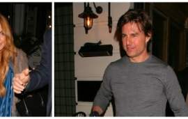 Is Tom Cruise Dating Lindsay Lohan?