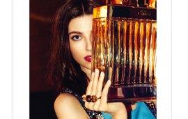 A Chloé Love Story   Beauty Shoot & Video
