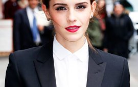 Emirats Woman April 2015 |Cover Star Emma Watson & What's Inside
